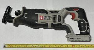 PORTER CABLE PCC670  20V Volt Cordless Reciprocating Saw (Tool Only)