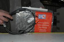 câble D'ACCELERATEUR  QH QTC4005 VW TOLEDO GOLF CADDY JETTA      136 CM