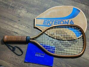 Ektelon Racquetball Racquet Magnum Flex w/case