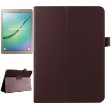 Case Brown Cover for Samsung Galaxy Tab S2 9.7 SM T810 t815n Case Cover