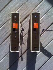 2 FANON TRANSCEIVER WALKIE TALKIES / EARLY / OB