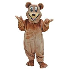 Happy Bear Professional Quality Mascot Costume Adult Size