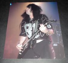 More details for blackie lawless signed 10