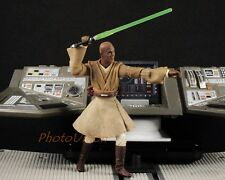 "Hasbro Star Wars 3.75"" Figure 1:18 Jedi Council Master Mace Windu 2003 S286"