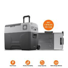 42 Quart (40 Liter) Portable Refrigerator Cooler & Freezer