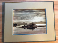 Cameron Blagg CLOUD CUTTERS Artist Signed Limited Edition 176/250 Art Print