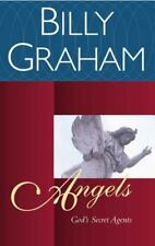 Angels by Billy Graham, David Jeremiah and Stephen R. Lawhead (2000, Paperback)