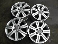 2009 2010 2011 2012 AUDI A4 A3 A5 17 INCH WHEELS RIMS OEM ORIGINAL