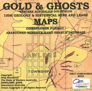 Gold & Ghosts USB - Greg Harewood