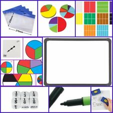 Student Learning Pack 3:  Fractions Pieces