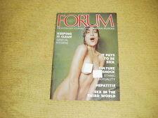 vintage FORUM Vol 5 No 11 Oct '77 Australian Journal Of Interpersonal Relations