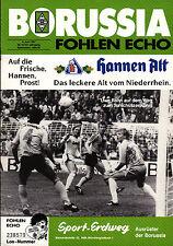 BL 86/87 Borussia Mönchengladbach - Fortuna Düsseldorf, 06.06.1987, Uwe Rahn