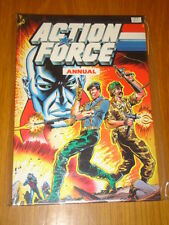 ACTION FORCE MARVEL BRITISH ANNUAL 1987 NM