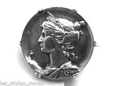 Jugendstil Silber BROSCHE ° art nouveau silver brooch
