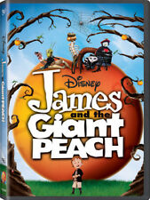 James and the Giant Peach [New DVD] Ac-3/Dolby Digital, Dolby, Dubbed,