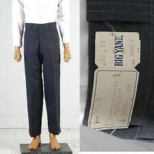 32x30 Deadstock Mens Vintage 1960s 60s Big Yank Sanforized Blue Workwear Pants