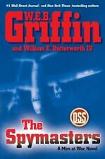 The Spymasters: A Men at War Novel - Good - Griffin, W.E.B. - Hardcover