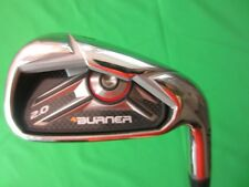 NICE TAILOR-MADE BURNER 85 2.0 Single 6 Iron Steel Shaft Regular Flex