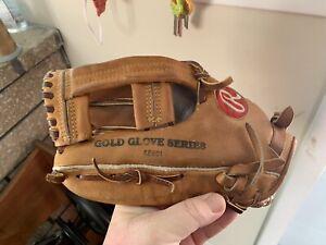 Rare RAWLINGS PRO-6HF Heart of the Hide Hoh Horween Lefty Baseball Glove USA