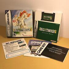 Tales of Phantasia (Nintendo Game Boy Advance, 2006) complete namco box