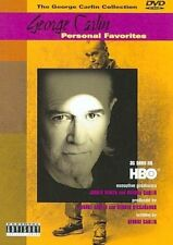 Personal Favorites With George Carlin DVD Region 1 030306351223