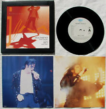 "Michael Jackson JAM Disque 45t 7"" Vinyl Frame PACK Photos Limited Edition Record"