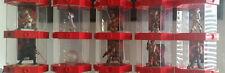 Disney Infinity figuras display case retención boxeo 3 x Infinity 1.0 2.0 3.0