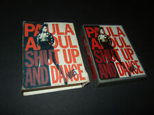 PAULA ABDUL SHUT UP AND DANCE MIXES AUSSIE CASSETTE TAPE IN ZING BOX & SLIPCASE