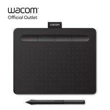 "New Wacom Intuos Graphics Drawing Tablet, Small 7.9""x 6.3"", Black, CTL4100"