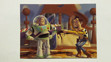 Toy Story I. Collectables. Promo Cards S1 Woody & Buzz, 1995 (SkyBox).