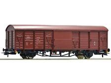 ROCO 76670 Güterwagen Gbs-x der PKP, DC, Spur H0