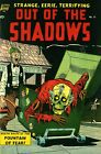 Out Of The Shadows 11 Comic Book Cover Art Giclee Reproduction on Canvas