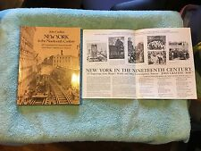 New York in the Nineteenth Century 321 Engravings Harper's Weekly John Grafton