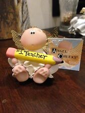 Angel Cheeks #1 Teacher 2001 New