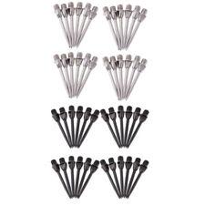 New listing 48pcs Hammer Head Dart Tips Replacement for Darts Standard 2BA Screw Thread
