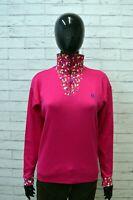 Maglione Felpa Vintage Donna CONTE OF FLORENCE Taglia L Pullover Sweater Maglia