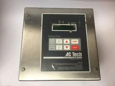 AC Tech Lenze M1105SE MC1000 Series Drive .5HP Stainless Enclosure 240/120V