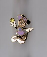 Pin's Disney / Minnie - tennis (EGF signé disney Taiwan)