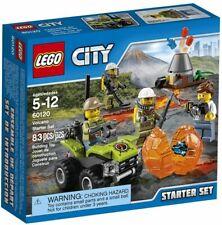LEGO City Volcano Starter Set 60120 Building Toy