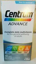 Centrum Advance Multivitamin Tablets, 100-Count A to Zinc