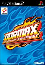UsedGame PS2 DDRMAX ~ Dance dance Revolution 6th MIX from Japan