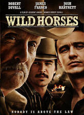 Wild Horses (DVD, 2015) Robert Duvall James Franco Josh Hartnett NEW