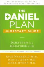 The Daniel Plan Jumpstart Guide Daily Steps to a Healthier Life, New