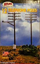 Atlas Ho #775 Telephone Poles