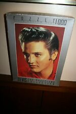 Elvis Presley: Graceland Collection Heartthrob 1000 Piece Puzzle New Fink & Co