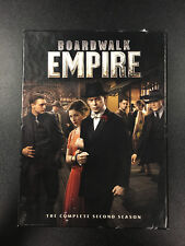 Boardwalk Empire: The Complete Second Season (DVD, 2014, 5-Disc Set)