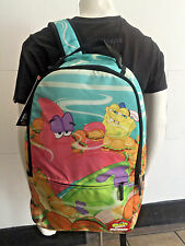 Unisex Sprayground Patrick Patties Cartoon Backpack
