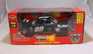 Racing Champions STOCK RODS 1:24 Diecast 1998 #88 Kevin Schwantz Ryder