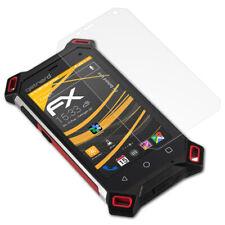 atFoliX 3x Film Protection d'écran pour Getnord Lynx mat&antichoc