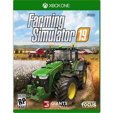 Farming Simulator 19 Xbox One [Brand New]